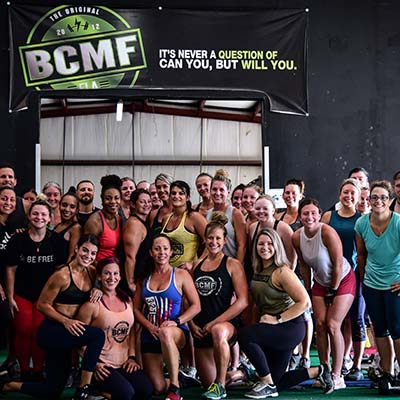 BCMF TOTAL PHIT GYM