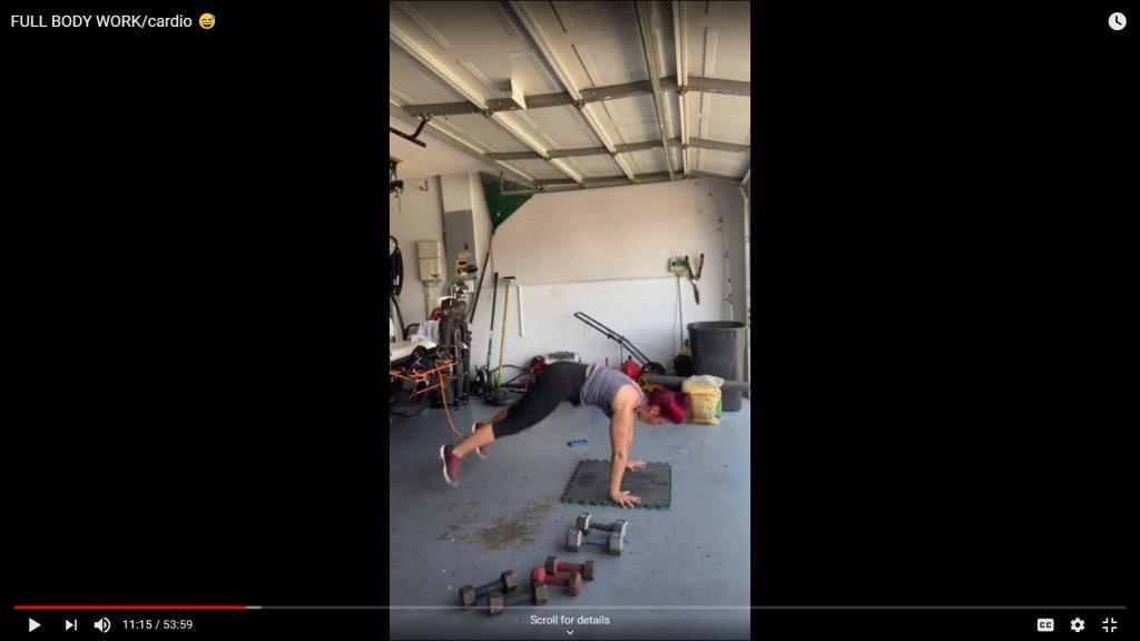 Full Body Workout Video by BCMF Total PHIT Gym